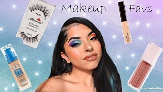 My favorite makeup products | 2$ 12pc  brush set? | Affordable makeup| Marisol Navarro