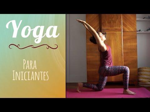 Yoga para iniciantes - Pri Leite