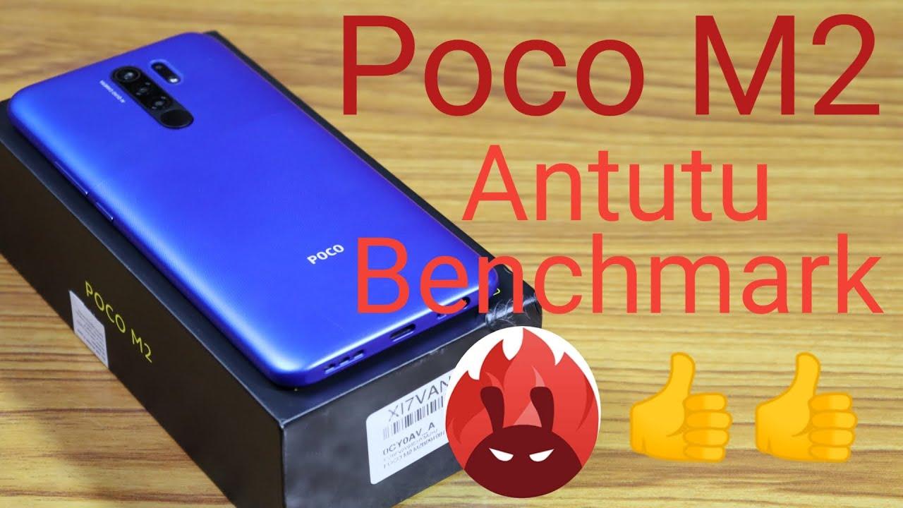 Poco M2 Antutu Benchmark Score KasanaJi Technical
