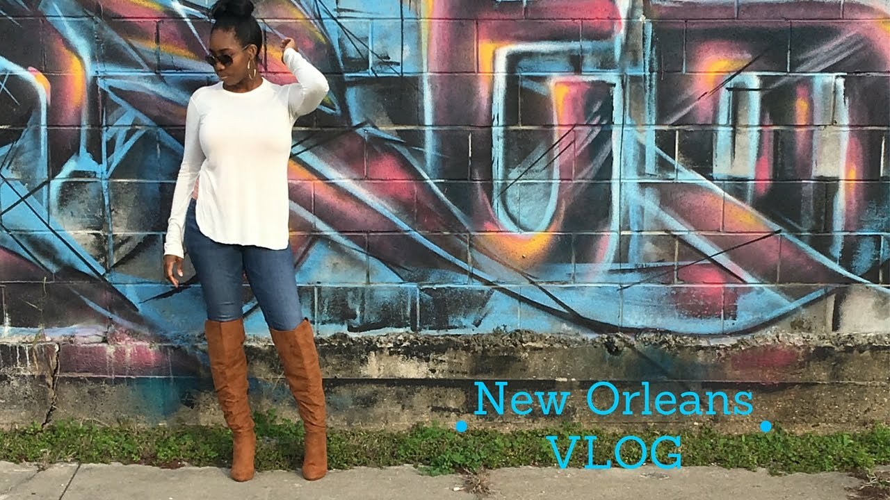 New Orleans, Louisiana | Travel Blogger | Food Blogger