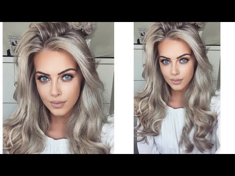Big, Bouncy Hair Tutorial | Chloe Boucher