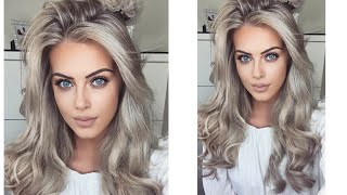 Big, Bouncy Hair Tutorial | Chloe Boucher