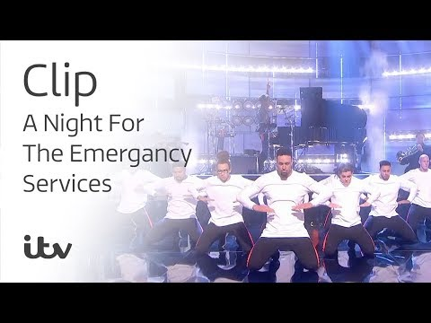 A Night For The Emergency Services | Tokio Myers & Diversity streaming vf