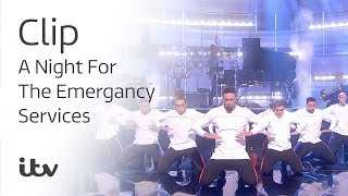 A Night For The Emergency Services | Tokio Myers & Diversity