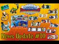 Skylanders: Superchargers: News Update #10:New Super Chargers & Vehicles Leaked!