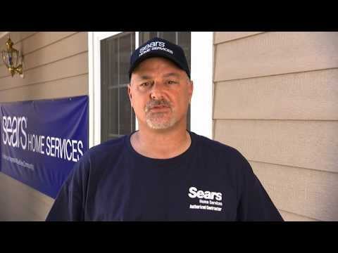 Home Improvement with Sears Home Services