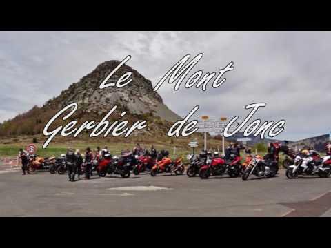 Roadbook moto Ardèche : Mont Gerbier de Jonc - Mont Mézenc