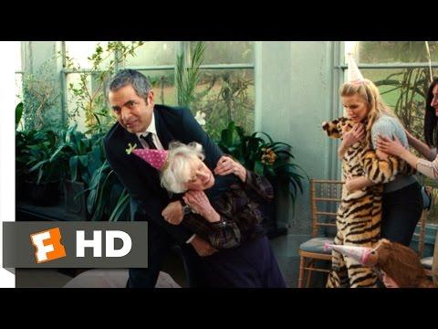 Johnny English Reborn (4/10) Movie CLIP - Murderous Crone (2011) HD