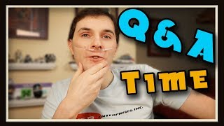 GoodTimesWithScar Q&A!  (StarWars, Disney, YouTube, Disease)
