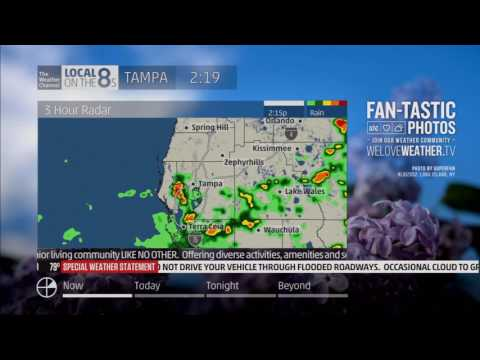 The Weather Channel - Local on the 8's 6/2/17
