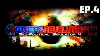Geopolitical Simulator 4 FR (Power & Révolution) RUSSIE S01 EP.4: Guerre contre l