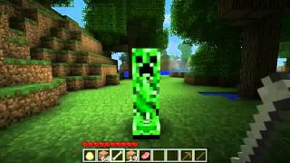Как приручить крипера в Minecraft(, 2012-08-13T17:35:05.000Z)