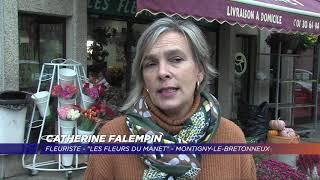 Yvelines | Les fleuristes ouverts jusqu'à dimanche soir en ce week-end de la Toussaint