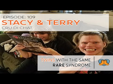 Stacy And Terry: Twin Girls With Cri Du Chat Syndrome