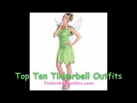 Top Ten Tinkerbell Outfits