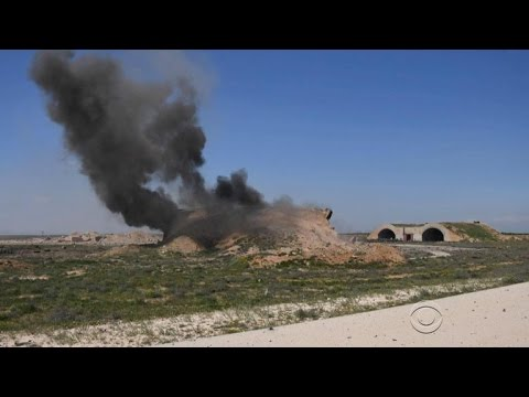 Russia reacts to U.S. missile launch against ally Syria