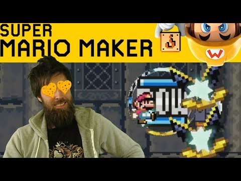 Let's Break This Game in Half // SUPER EXPERT NO SKIP [#33] [SUPER MARIO MAKER]