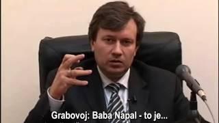 Grigorij Grabovoj - Isus Hrist  (Radio Eho Moskve 28.09.2005)