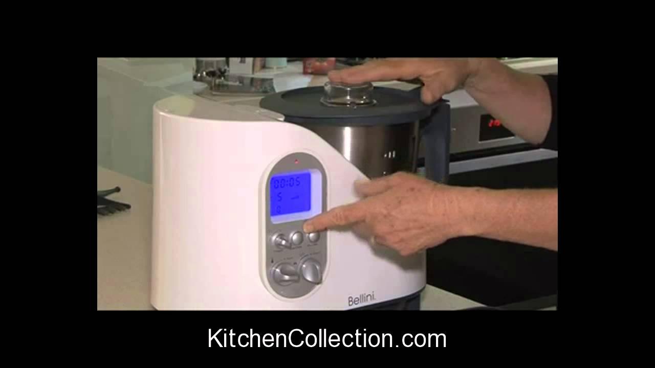 Bellini Intelli Kitchen Master At Kitchen Collection Youtube
