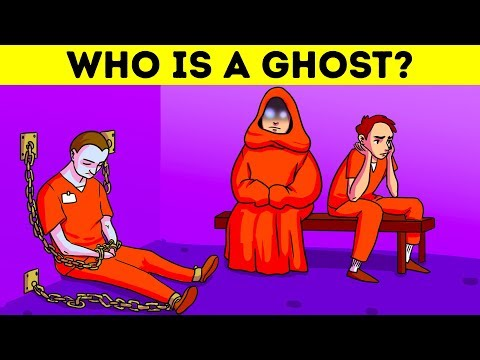 👻 16 Awesome GHOST Riddles For GHOST Experts 👻