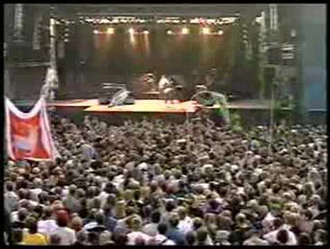 Gary Moore ''Walking By Myself'' Live@Hultsfred 92