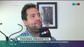 OPINIÓN DE LOS CONCEJALES POR LA CONSTRUCCIÓN DE TORRES EN VILLA CABRERA