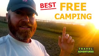 Free Camping | FaĮcon Lake - Comparing State and County Parks