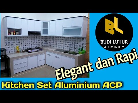 Kitchen set Aluminium Surabaya (081217698884)