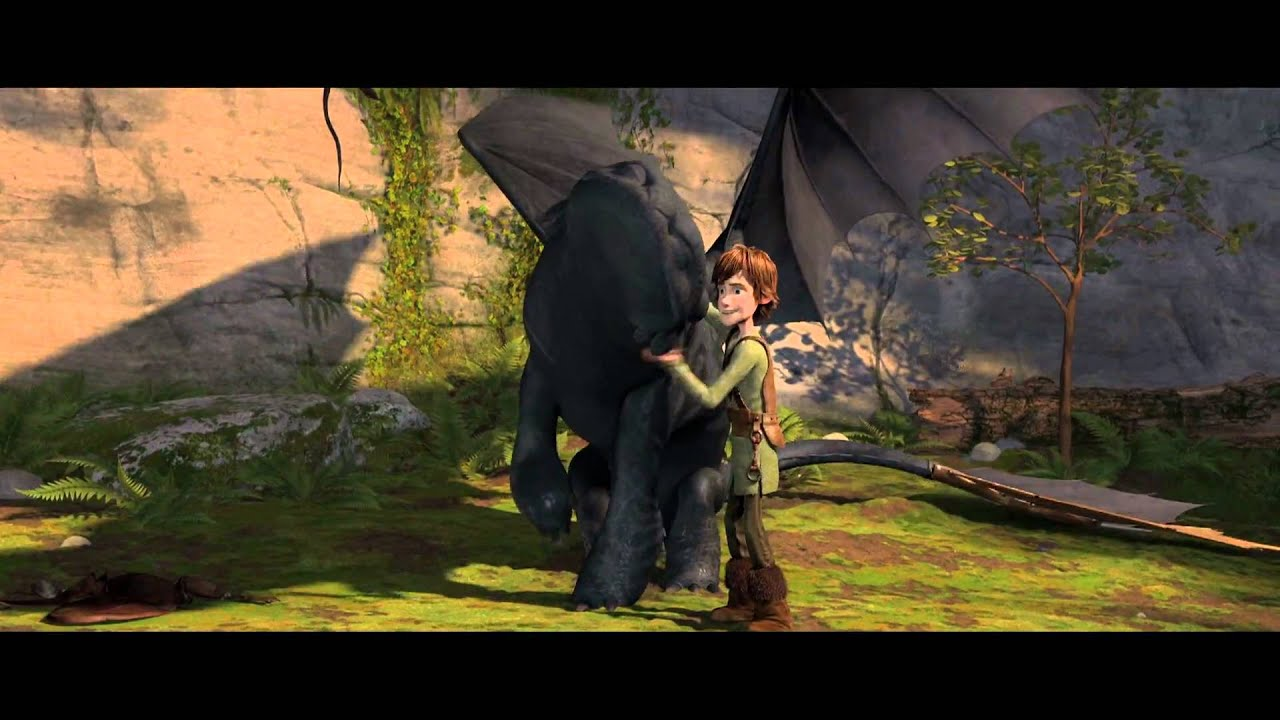 how to train your dragon 2 blu ray tv spot
