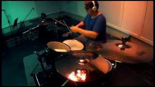 Silverstein - A Midwestern State Of Emergency Drum Cover
