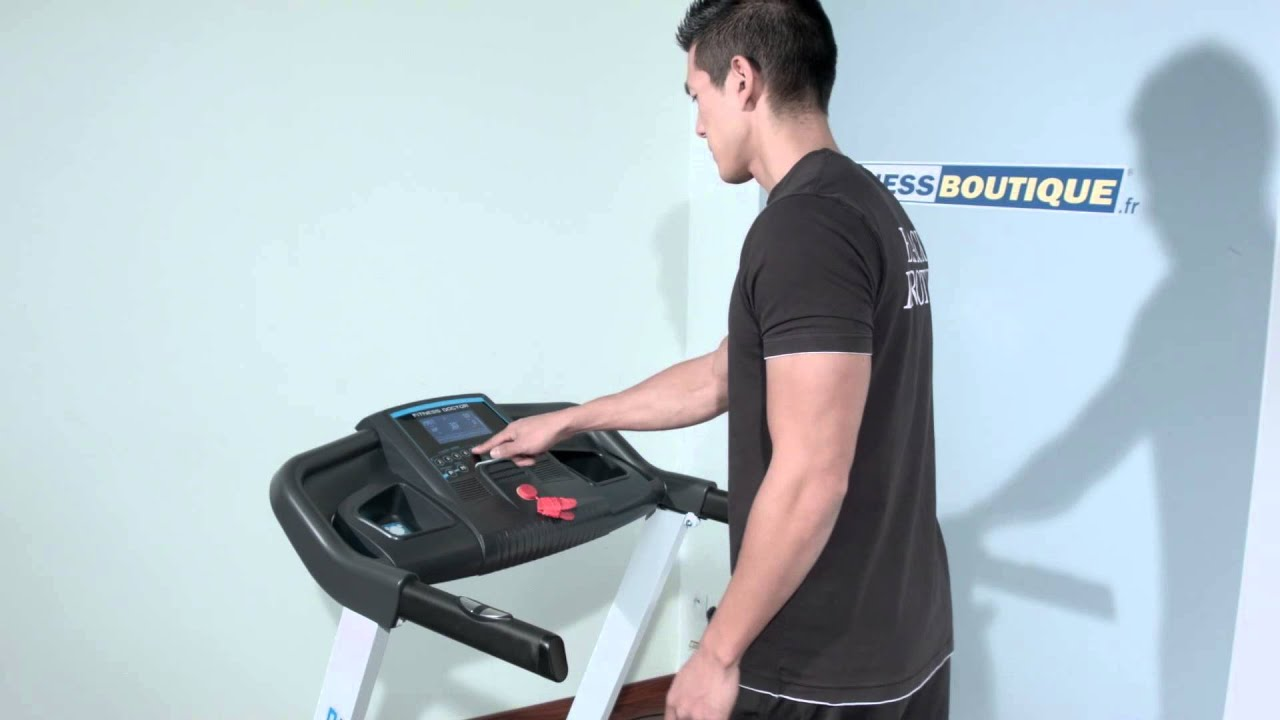 Tapis Roulant Fitness Doctor Trail 2 Youtube
