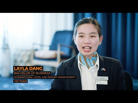 Layla, Vietnam, International Hotel & Resort Management