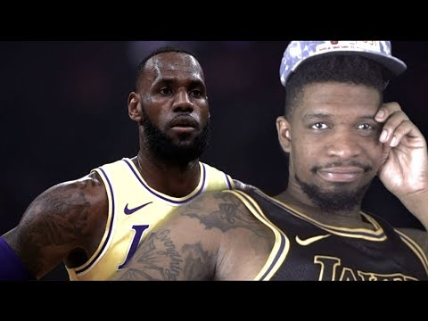 Soon as we start winning… this happens. Lakers vs Magic Highlights