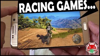 Top 10 Most Awesome Racing Games for Android/iOS in 2018 || Gamerzed Tv