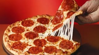 Пицца на сковороде / Pizza in a pan