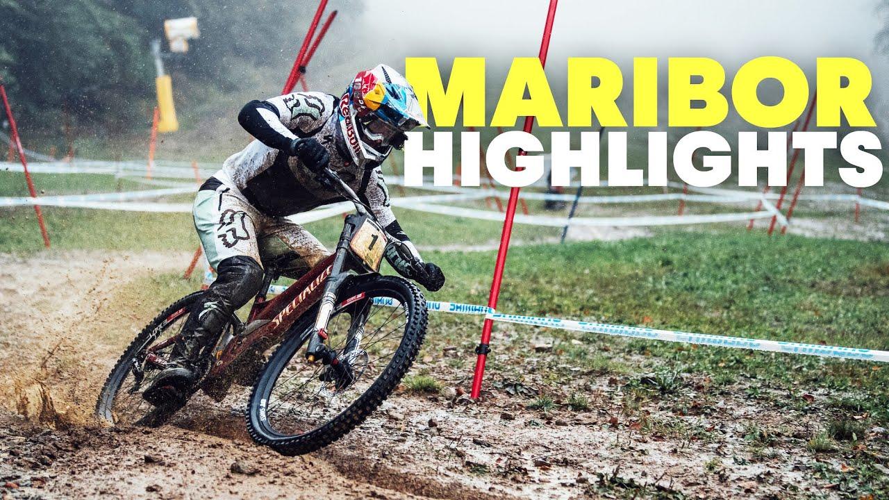 Maribor Highlights | UCI DH MTB World Cup 2020