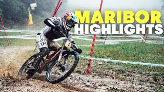 Maribor Highlights   UCI DH MTB World Cup 2020