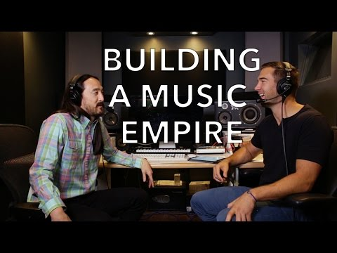 Steve Aoki on Building a Music Empire and the Power of Giving Back with Lewis Howes