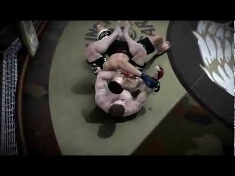 Rear naked choke submission could jerk