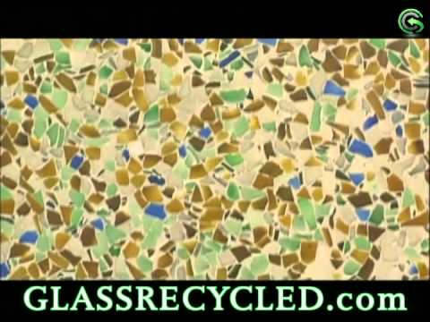 Recycled Glass Countertops by Glass Recycled Remodel