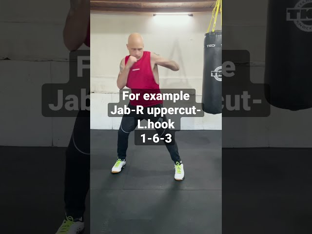 Beginner Shadowboxing Workout | Do 5-6 Cycles Through