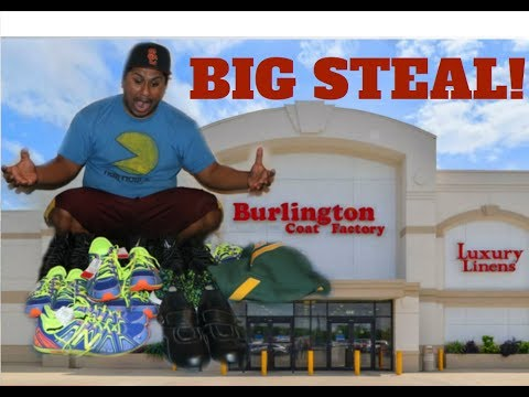 Trip to BURLINGTON Big Steal on Shoes #65
