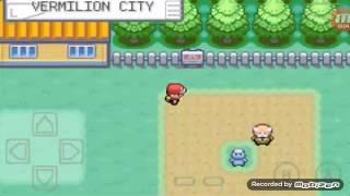 Como colocar cheats no pokemon fire red e dinheiro infinito!!