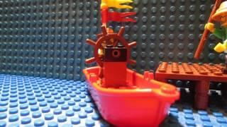 Война миров 6 серия (LEGO)