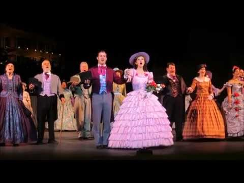 Stephen Foster Story Performs My Old Kentucky Home