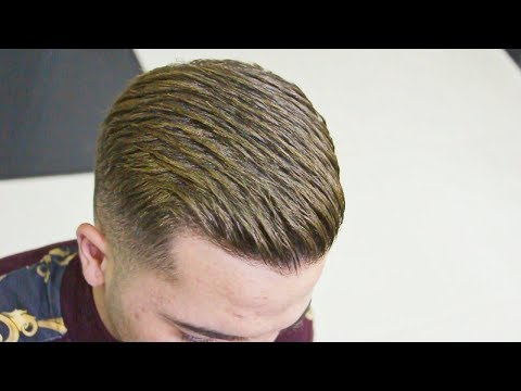The hairdresser did a fantastic haircut , Men's Hairstyle ,  #stilistelnar  ,HAİRCUT thumbnail