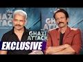 Kay Kay Menon Atul Kulkarni get talking about their latest film The Ghazi Attack