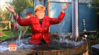 Angela Merkel - Mutti macht Stress