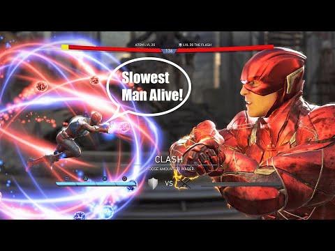 Injustice 2: Atom Vs Flash