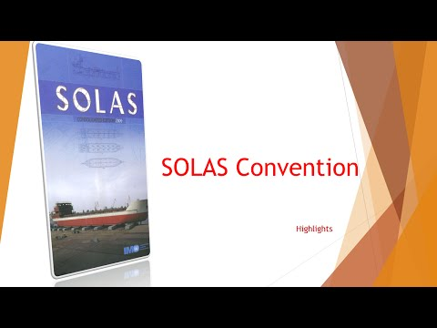 SOLAS Convention